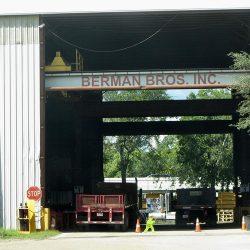 Metals Warehouse Entrance